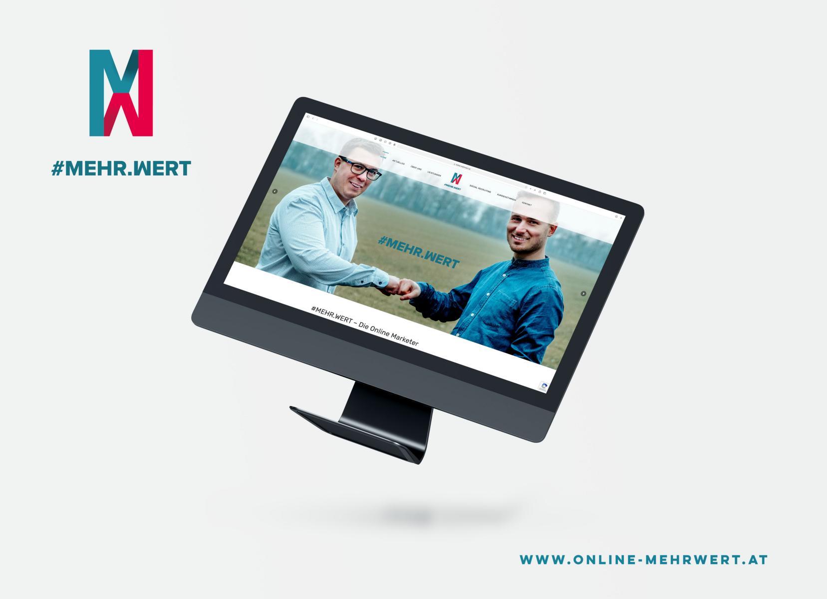 Online Agentur - #Mehr.Wert